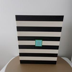 Kate Spade Striped Nesting Box
